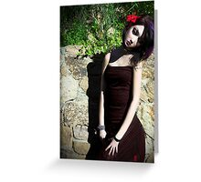 In a Secret Place Greeting Card