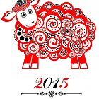 GOAT NEW YEAR by Achmen