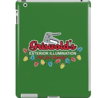 Griswold's Exterior Illumination iPad Case/Skin