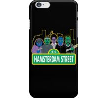 Hamsterdam Street iPhone Case/Skin