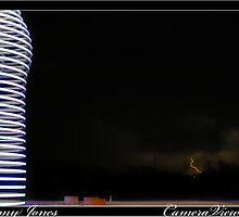 """""""Pops"""" Lightning! by Jeremy  Jones"""