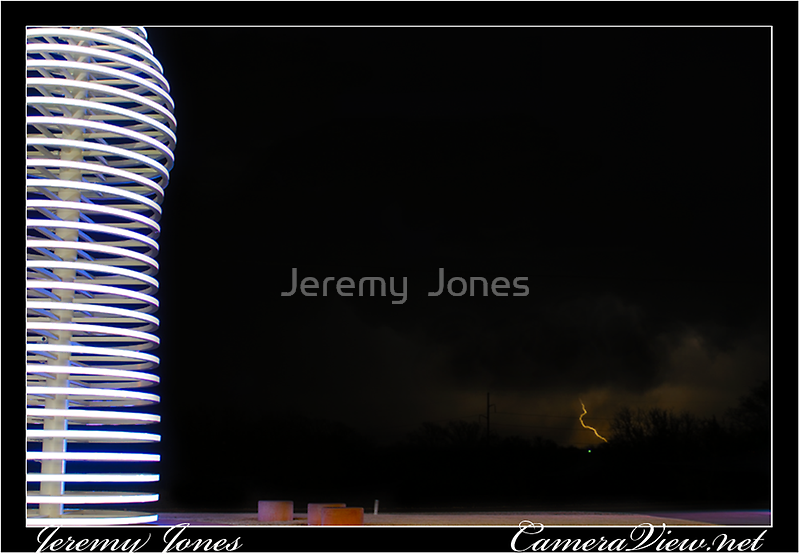 """Pops"" Lightning! by Jeremy  Jones"