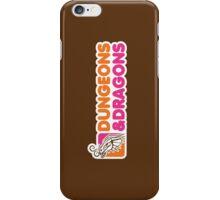 D&D All Nighter iPhone Case/Skin