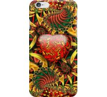 Gnarl of Christmas Past iPhone Case/Skin