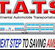 T.A.T.S. - Transcontinental Automobile Transportation System by Skeptik