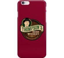 Thompson's Whiskey iPhone Case/Skin