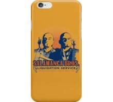 Salamanca Bros. iPhone Case/Skin