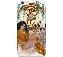 Indian Princess iPhone Case/Skin
