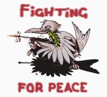 Fighting For Peace (4) by Karsten Stier