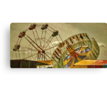 The Carnival Canvas Print
