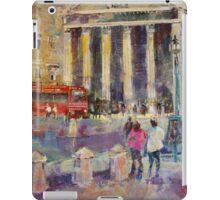 London Art iPad Case/Skin
