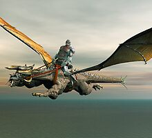 Dragon Rider by Walter Colvin
