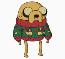 Adventure Time - Jake Christmas Kids Clothes
