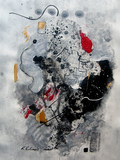 Moods II by Ruth Palmer