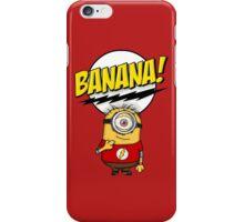 Bazinga Minion iPhone Case/Skin