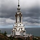 The temple-lighthouse by VasiliiRussia