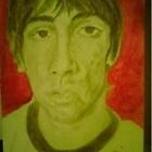 Keith Moon by Si J. Pearson