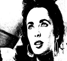 Elizabeth Taylor Is Considering by Museenglish
