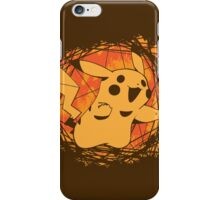 Emerging from the Darkness (version 2) iPhone Case/Skin