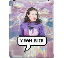 Miranda Sings - Yeah Rite iPad Case/Skin
