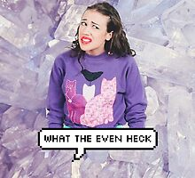 Miranda Sings - What The Even Heck by danisnotameme