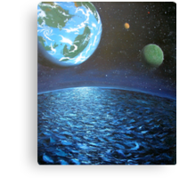 alternate universe Canvas Print