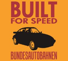 Built For Speed-Bundesautobahnen by IMPACTEES