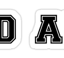 1D AF Sticker