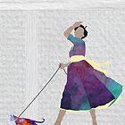A Splash of Color by chaitea4