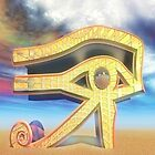 Eye of Horus by hdimensions