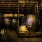 Barrels - HDR by Mike  Savad