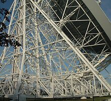 Lovell Telescope at Jodrell Bank 11 by bubblebat