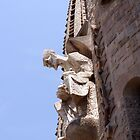 La Sagrada Familia- detail by taralynn101