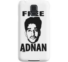Free Adnan Samsung Galaxy Case/Skin