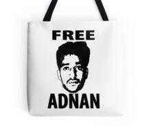 Free Adnan Tote Bag