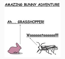 AMAZING BUNNY ADVENTURE!!! by Martin Dunne
