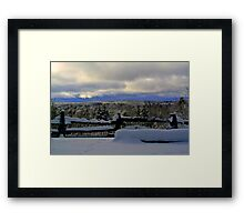 Merry Christmas, Happy Holidays to Everyone ! (Please read the description) Framed Print