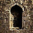 Window in a window by Prasad