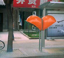 phone booth by cometkatt