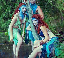 Sirena - The Sirens IV by Sophia Adalaine Zhou