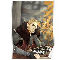 Commander Charming Poster