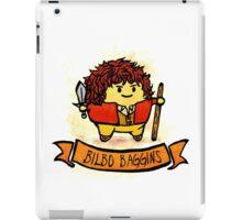 Bouncy Bilbo iPad Case/Skin