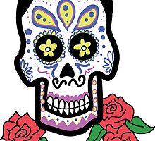Sugar Skull by BL-Airbrush