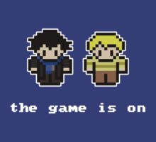 8-Bit Sherlock: The Game is On by vestigator