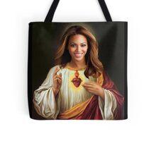Beyonce Jesus Tote Bag