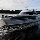 photoj Tasmania, Strahan Tour Boat by photoj