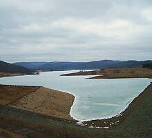 Tioga Lake, PA by RLHall