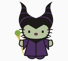 Hello Kitty - Maleficent T-Shirt