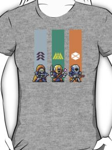 DESTINY - OLD SCHOOL STRIKE TEAM T-Shirt