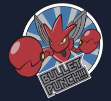 Bullet Punch! by VicNeko